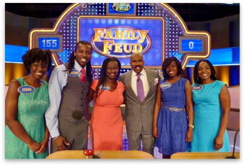 The Mercier on Family Fued