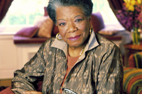 Herdyne Mercier's favorite quote by Maya Angelou